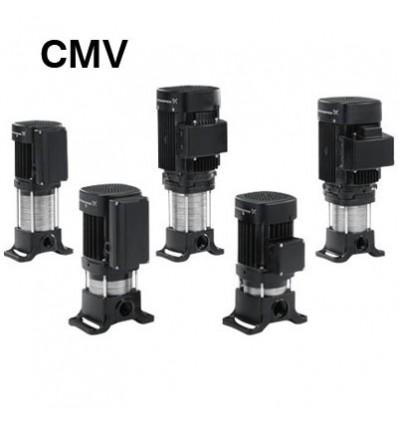 الکتروپمپ آبرسانی سانتریفوژ عمودی طبقاتی گراندفوس سری CMV