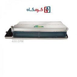 فن کویل سقفی توکار گرین مدل GDF400P1