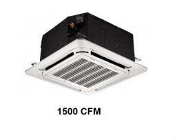 فن کویل کاستی چهار طرفه کامپکت میدیا مدل MKA-1500