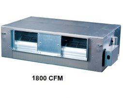 فن کویل کانالی میدیا مدل 1800G100
