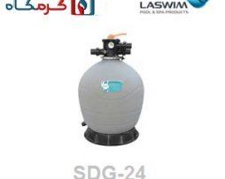 فیلتر شنی SDG-24 لسوئیم (LASWIM)