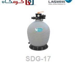 فیلتر شنی SDG-17 لسوئیم (LASWIM)