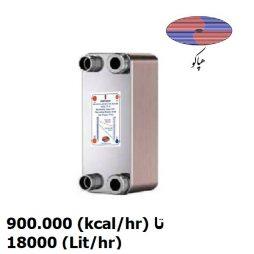 مبدل حرارتی صفحه ای هپاکو مدل HP-1800