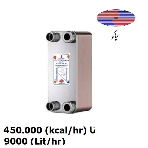 مبدل-حرارتی-صفحه-ای-هپاکو-مدل-hp-900