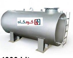 مخزن ذخیره آب سرد مصرفی 4000 لیتری