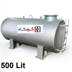 مخزن ذخیره آب سرد مصرفی 500 لیتری