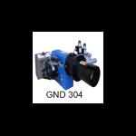 مشعل دوگانه سوز گرم ایران مدلGND304