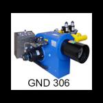 مشعل دوگانه سوز گرم ایران مدلGND306