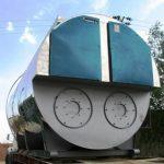 بویلر (دیگ) آب گرم سه پاس پاکمن مدل PHWB5