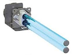 لامپ مولد اشعه ماوراء بنفش در دستگاه تصفیه هوا