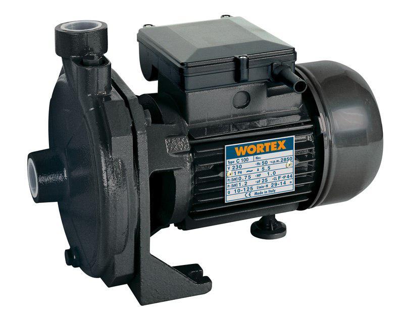 پمپ آب wortx مدلc100
